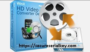 WinX HD Video Converter Deluxe 5.16.0 Crack With Activation Key 2020