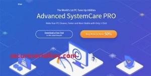Advanced SystemCare Pro 14.3.0 Crack