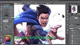 Clip Studio Paint EX 1.10.2 Crack
