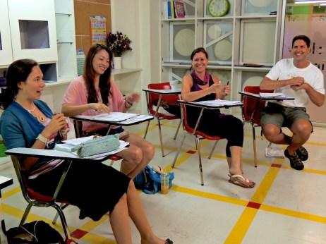 Conversation 2 At We Learn Thai Chiang Mai