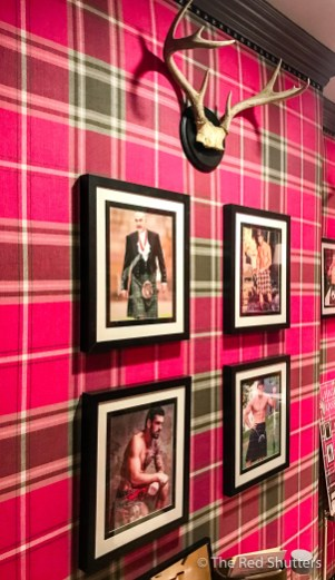 Iconic 20th Century Images of Men in Kilts