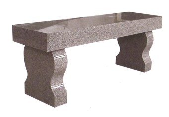 pillar bench