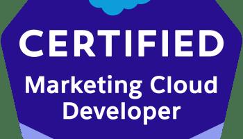 Salesforce Marketing Cloud Developer