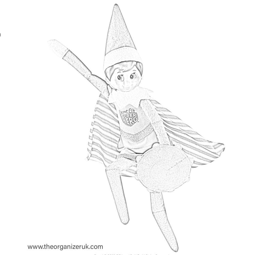 25 Last Minute Simple Elf On The Shelf Ideas The Organizer Uk