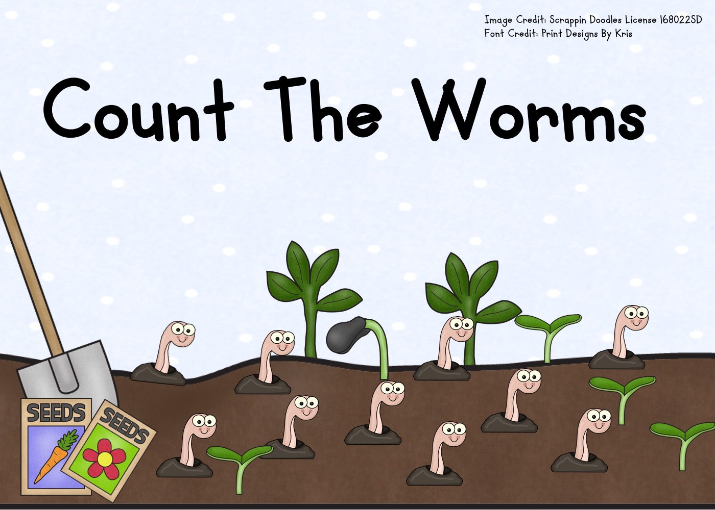 Count The Worms 1 10