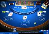 Lucky 7 Blackjack Table Layout