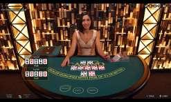 Live Poker Winner