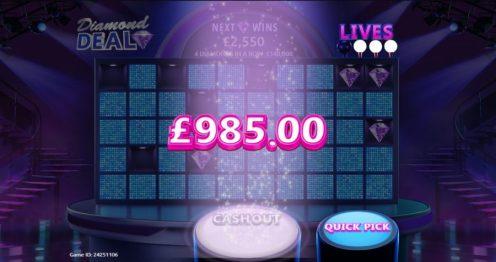 Diamond Dealer game