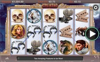 King Kong slot game review