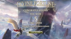 Divine fortune casino slot game review