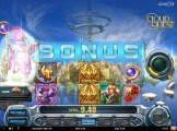 Cloud Quest slot bonus round