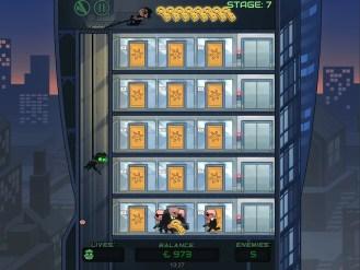 Casino Heist instant win game