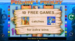 Fishin Frenzy game review