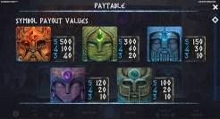 Asgardian Stones slot game review