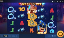 Reel Heist slot game review