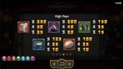 Penguin City slot game
