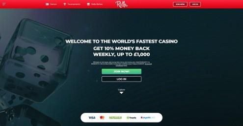 Rolla Casino offer
