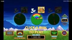 Rainbow Riches pick n mix slot game