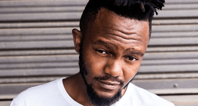 Kwesta Drops Emotional Teaser For 'Fire In The Ghetto' Music Video