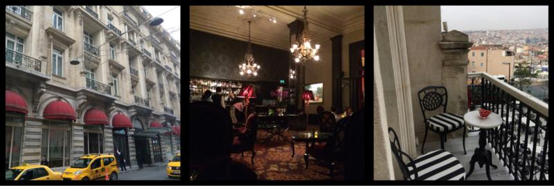 The Pera Palace Hotel Istanbul