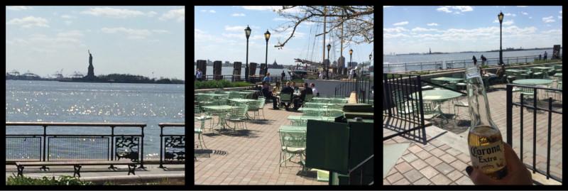 Battery Park Manhattan New York City