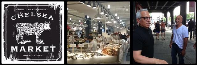 Chelsea Market. Manhattan. New York