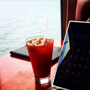 @ Sea Day. Norwegian Jewel. Alaska Cruise