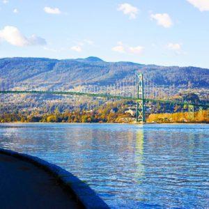 Stanley Park. Vancouver. BC. Canada.