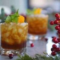 Holiday Imbibing with Fernet