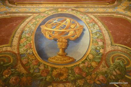 Mosaic floor, Igreja de São Roque, Lisbon