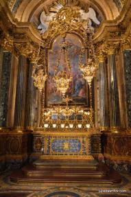 Side chapel, Igreja de São Roque, Lisbon