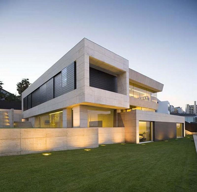 25 Amazing Modern glass house design on Modern Glass House Designs  id=15466