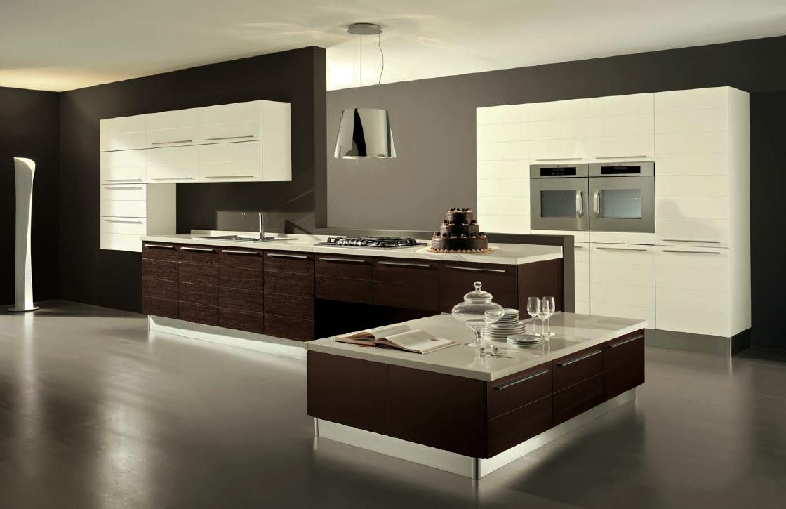 Modern Kitchen Design Hd