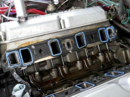Intake Gasket Leak Coolant
