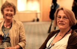 Mari Palta (2010 Chair, ASA Committee on Women in Statistics)