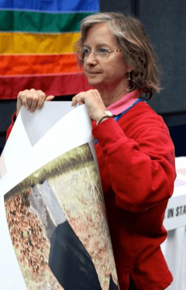 Cathy Furlong (2010 Caucus membership director)