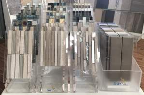 Selection of tiles