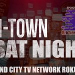 7/17 Sat – Playing on the network H-town Sat Nights beginning at 7pm (est) On Grind City Tv Network Roku
