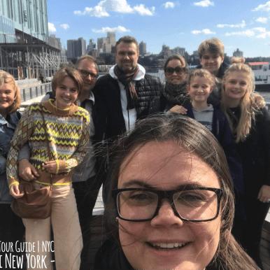 Turist i New York - Design din egen tour