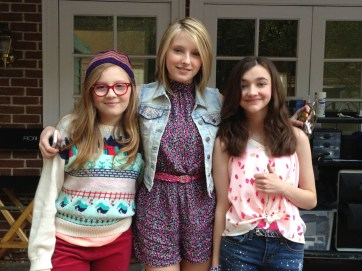 ABOUT A BOY Gianna with Be Be Wood and Ashley Boettcher