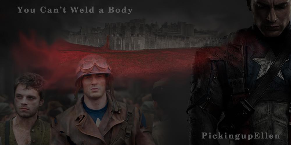 You Can't Weld a Body – Pickingupellen