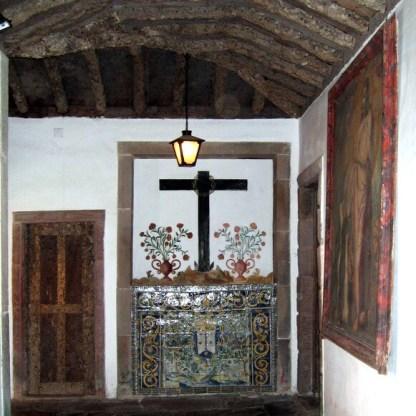 Cork door, Carmelite convent, Buçaco