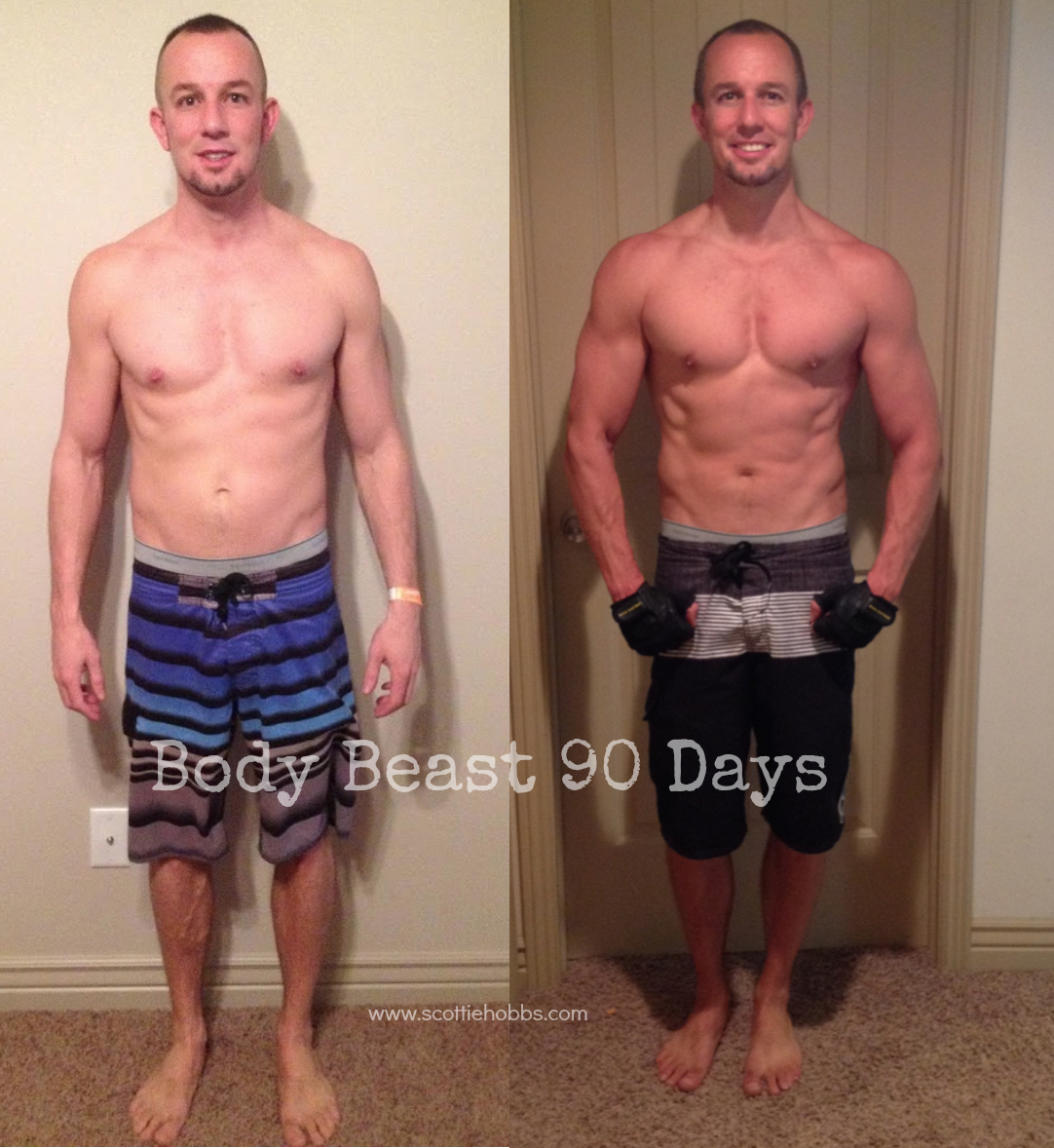 Does Body Beast Work Scottie Hobbs 90 Day Results