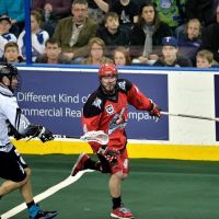 Geoff Snider Retires From the National Lacrosse League