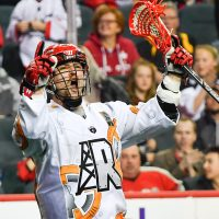 Dobbie breaks Roughnecks' scoring record