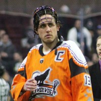 """NLL: The """"Manney"""" faces of New England's captain"""