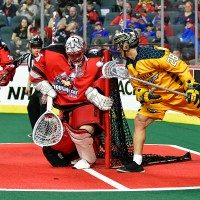 PHOTOS: Georgia Swarm @ Calgary Roughnecks