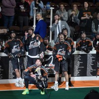 NLL: Controversial game-winner gives Black Wolves win over Wings