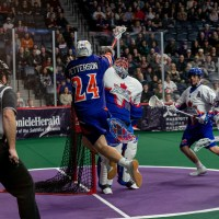 NLL: Thunderbirds exact revenge on Rock with 9-8 win