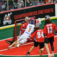 PHOTOS: New York Riptide @ Calgary Roughnecks